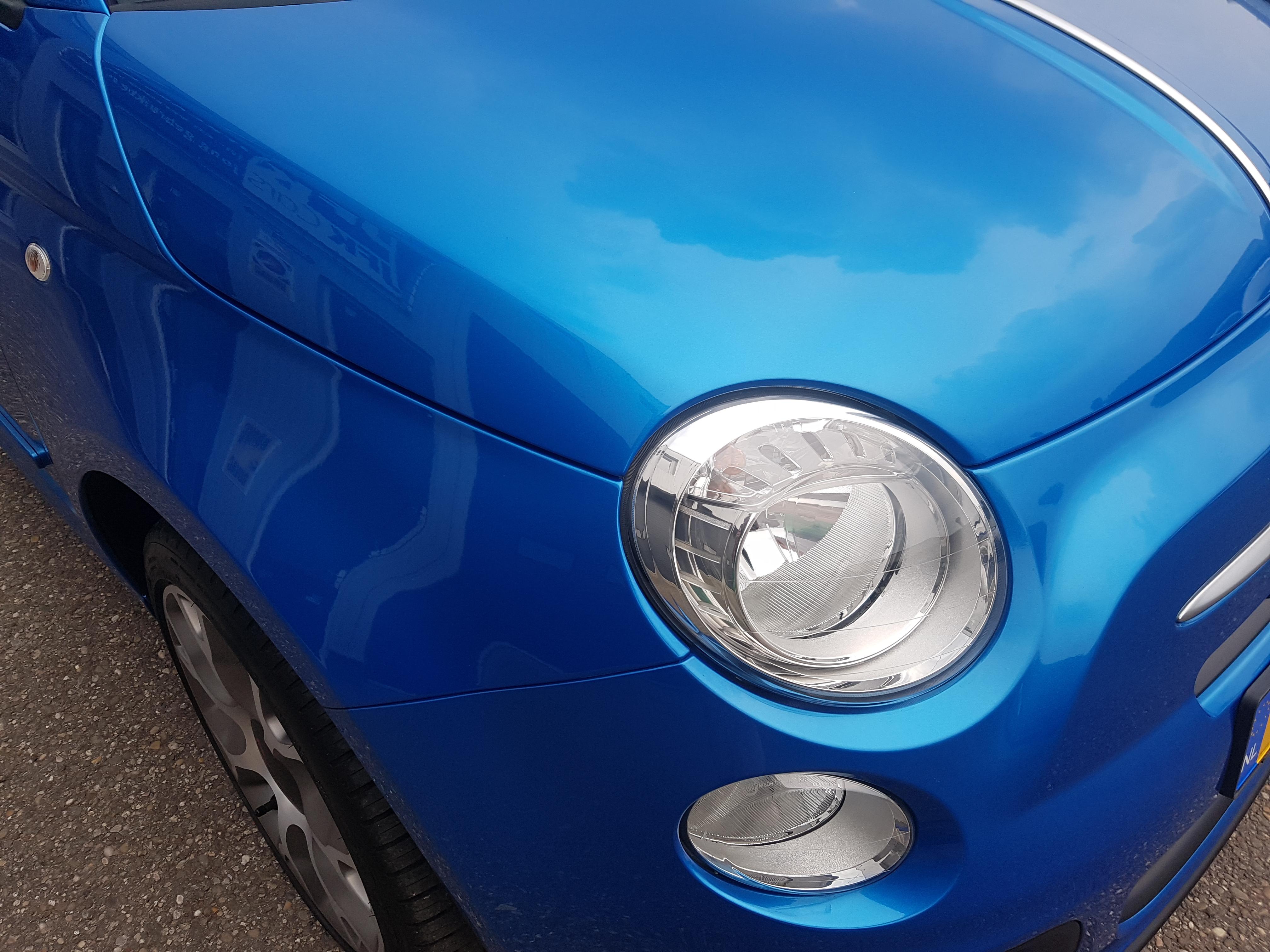Het exterieur van je auto schoonhouden