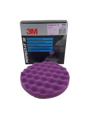 3M™ Perfect-It 1-staps finishing schuimpad 150MM