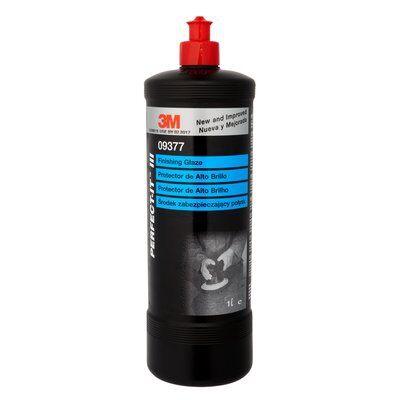 3M™ Perfect-It hoogglans beschermer, rode dop 1L 09377