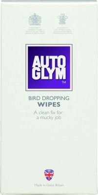 Autoglym Bird Dropping Wipes