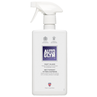 Autoglym Fast Glass 500ML