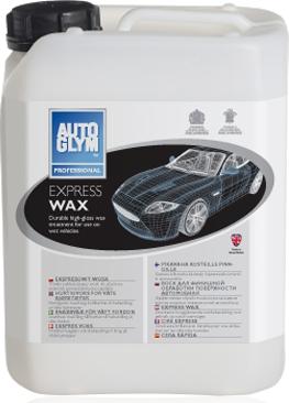 Autoglym Professional Express wax 5 liter