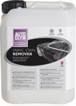 Autoglym Professional Fabric Stain Remover 5 liter