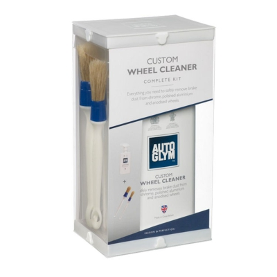 Autoglym Custom Wheel Cleaner Complete Kit