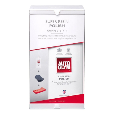 Autoglym Super Resin Polish Complete Kit