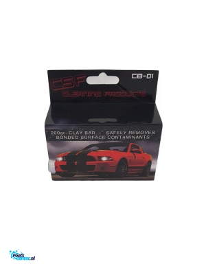 CSF Claybar 200 Gram Soft Clay