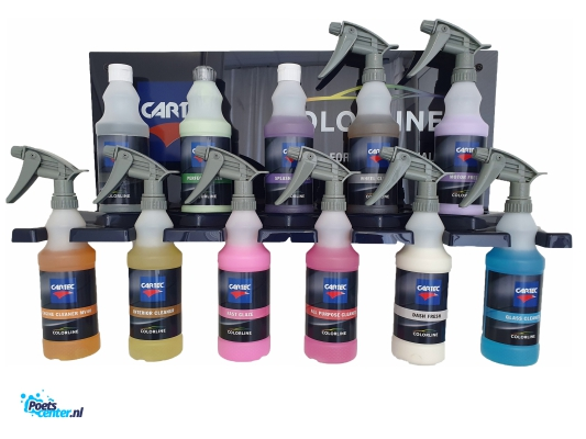 Cartec New ColorLine Klikrek Startpakket