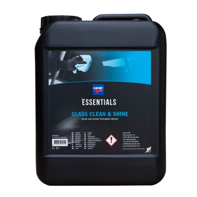 Cartec Glass Clean & Shine Essentials 5 Liter