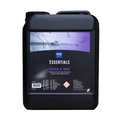 Cartec Wash & Wax Shampoo Essentials 5 Liter