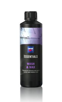 Cartec Wash & Wax Shampoo Essentials 500ml