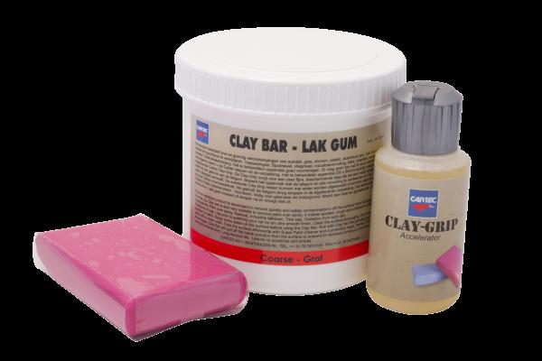 Cartec Lakgum Grof/Rood 200 gram