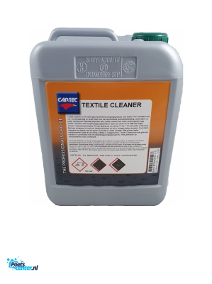 Cartec Textile Cleaner 5 Liter