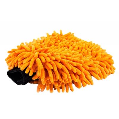 Cartec Washandschoen Microvezel Groot (oranje)