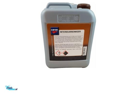 Cartec Interieur Reiniger 5 Liter