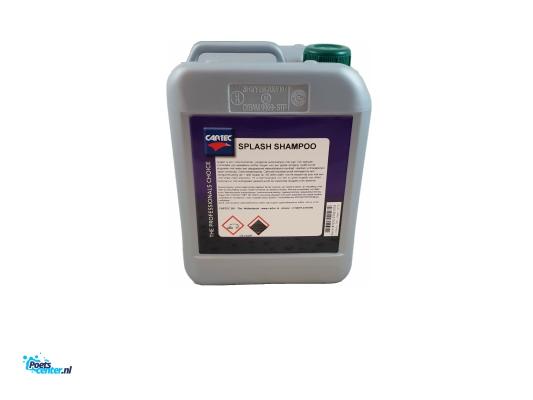 Cartec Splash Auto Shampoo 5 Liter
