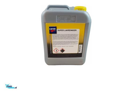 Cartec Super Lak Reiniger 5 Liter