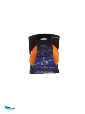 CSF Microfiber Wax Pad Oranje WP-02