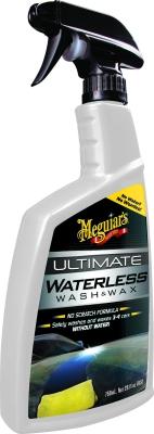 Meguiars Ultimate Wash & Wax Anywhere 768ML