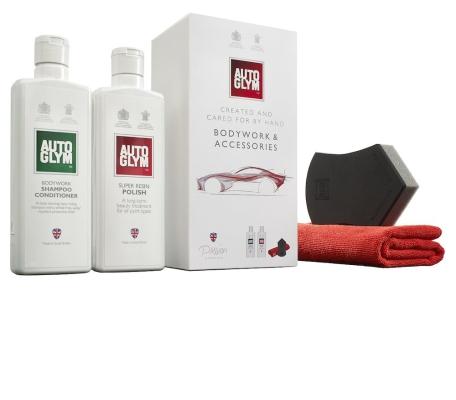 Autoglym Giftset Bodywork & Accessories