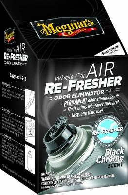 Meguiars Air Refresher Black Chrome