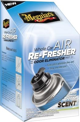 Meguiars Air Refresher Summer Breeze