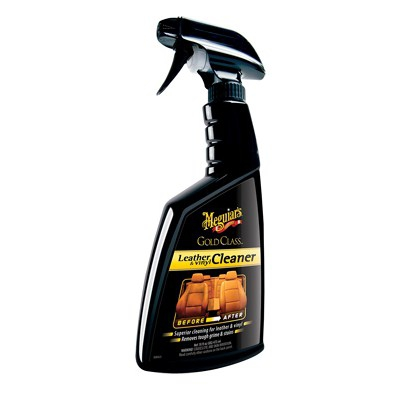 Meguiars Gold Class Leather & Vinyl Cleaner 473ML