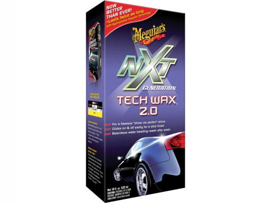 Meguiars NXT Tech Wax 2.0 Liquid 473ML