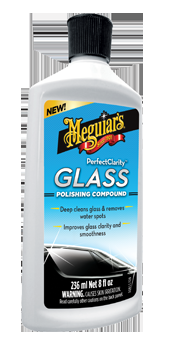 Meguiars Perfect Clarity Glass Polishing Compound