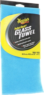 Meguiars Perfect Clarity Glass Towel