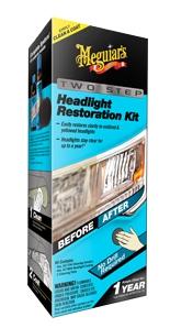 Perfect Clarity Headlight Restoration Kit New G2970EU