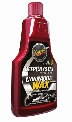 Meguiars Step 3 Deep Crystal Carnauba Wax Liquid 473ML
