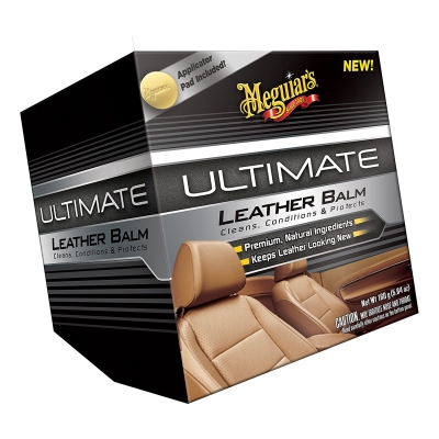 Mequiars Ultimate Leather Balm