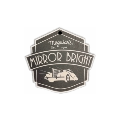 Meguiars Mirror Bright Air Freshner-Black Cherry