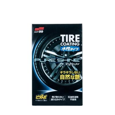 Soft99 Tire Coating Pure Shine