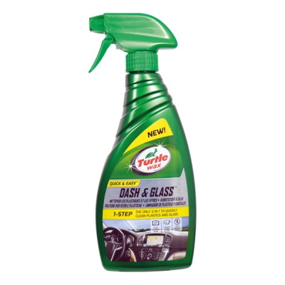 Turtle Wax Dash & Glass 500ml