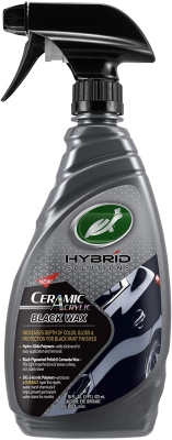 Turtle Wax HS Ceramic Acryl  Black Wax 500ml