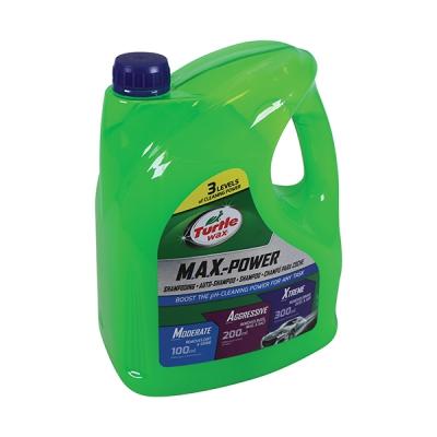 Turtle Wax Max-Power Car Wash 4L