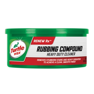 Turtle Wax Rubbing Compound Paste 298Gr