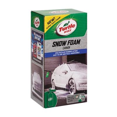 Turtle Wax Snow Foam Cannon