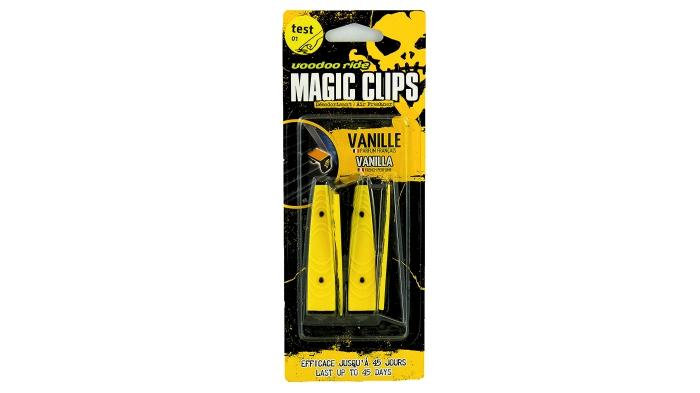 Voodoo Ride magic clips vanilla
