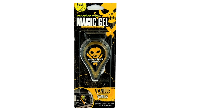 Voodoo ride magic gel vanilla