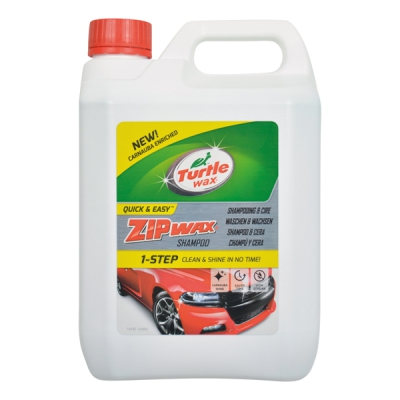 Turtle Wax Zip Wax Shampoo 2,5L