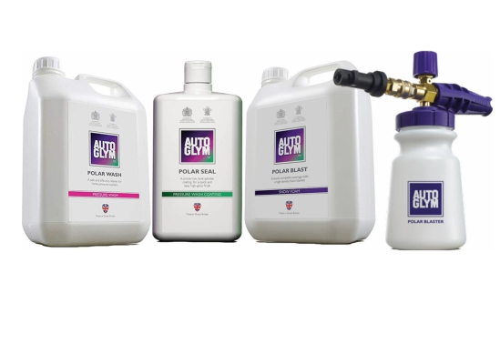 Autoglym Polar Set
