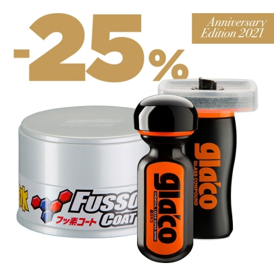 Soft99 jubileumeditie Protection Time set Ultra Light