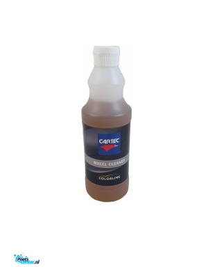 wheel cleaner colorline navulling 500 ML